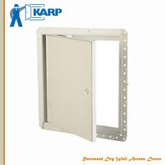Customizable Karp Reccessed Dry Wall Access Doors Model RDWPD