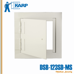 "Karp Associates Model DSB-123SD-MS 18"" x 18"" Cylinder Lock-With Anchor Straps"