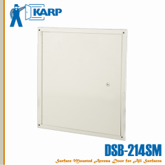 2F-SM2424-TH,Karp DSB-214SM 24 in. x 24 in. Surface Mounted Flush Access Door-T-Handle Ceiling/Wall