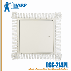 2F-PL3636-ML-B,Karp DSC-214PL 36 in. x 36 in. Surface Mounted Flush Access Door-Mortise Prep-Best Lock For Plastered Ceiling/Wall
