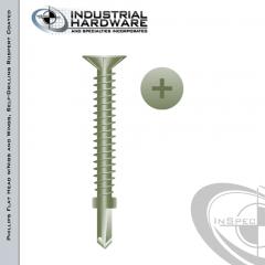 FB824R, cement board screws, 8-18 x 2-1/4 cement board fasteners