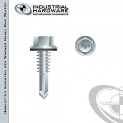 HA4, self drilling screws, 12-24 x 7/8 self drilling fasteners