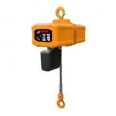 Bison HH-B025: 1/4 Ton Single Phase Electric Chain Hoist 20 ft. Lift