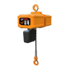 Bison HH-B05: 1/2 Ton Single Phase Electric Chain Hoist 20 ft. Lift