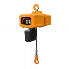 Bison HH-B10: 1 Ton Single Phase Electric Chain Hoist 20 ft. Lift