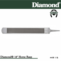 Diamond Farrier HR15 15 in Outlaw Horse Rasp and File