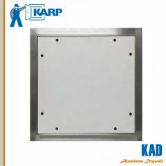 Karp KAD 8 in. x 8 in. Aluminum Drywall Access Door