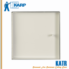 2F-KATR3022-RCNL-B,Karp KATR 30 in. x 22 in. Fire-Resistive Access Door For Drywall Ceiling-Best Rim Cylinder With Night Latch