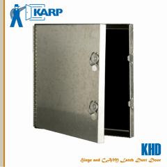 2F-KHD2424-NAS-NC-CL, Karp KHD 23-1/2 in. x 23-1/2 in. Duct Access Door-NAS-NC-CL, Karp  KHD Model Duct Door