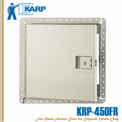 """2F-NKRPPDW3636,  KRP-450FR 36"""" x 36"""" with paddle latch with keyed cylinder (standard) fire rated access door, NKRPPDW"""