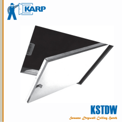 2F-KSTC4824,Karp KSTC/CAD 48 in. x 24 in. Sesame Concealed Grid Ceiling Hatch,Ceiling Access Hatches (Concealed Grid)