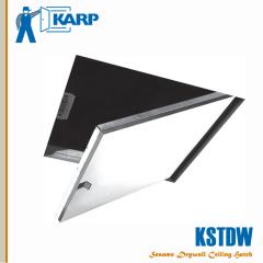 2F-KSTDW1818,Karp KSTDW/CAD 18 in. x 18 in. Sesame Drywall Ceiling Hatch,Sesame Access Door