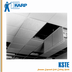 2F-KSTE2424,Karp KSTE/CAD 24 in. x 24 in. Sesame Exposed Grid Ceiling Hatch,Ceiling Access Hatches (Exposed Grid)