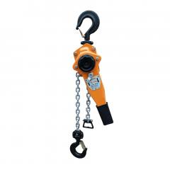 Bison LH60-20: 6 Ton Lever Hoist With 20 ft. Lift of Galvanized Chain