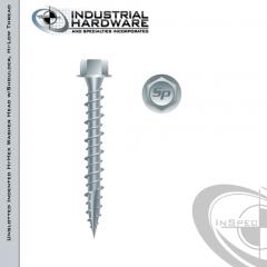 PG1048, pole gripper screws, 10-14 x 3 pole gripper fasteners