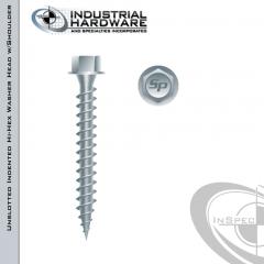 PG948, pole gripper screws, 9-15 x 3 pole gripper fasteners