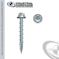 PGA1048, pole gripper screws, 10-14 x 3 pole gripper fasteners