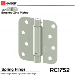 Hager 1752 US2CD Full Mortise Hinge Stock No 170456