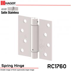 Hager 1760 US32D Full Mortise Hinge Stock No 170497