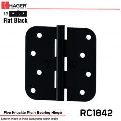 Hager 1842 US1D Full Mortise Hinge Stock No 035458