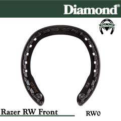 Diamond RW0 Razer RW Front Razerhorse Horseshoes Size 0