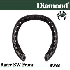 Diamond RW00 Razer RW Front Razerhorse Horseshoes Size 00