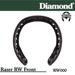Diamond RW000 Razer RW Front Razerhorse Horseshoes Size 000