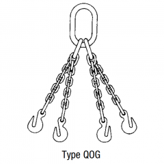 Type Q - Chain Slings