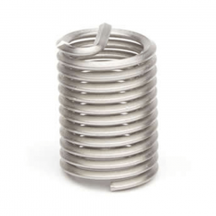 M11 x 1.25 ISO x 11mm  WireSert Threaded Insert for Metals - Free-Running - 18-8 Stainless - 50/pkg