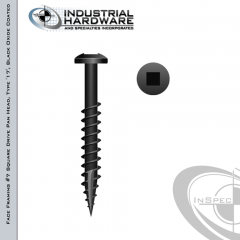XQ6, wood-working screws, 6-20 x 1-1/2 wood-working fasteners