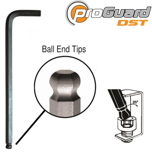 "Bondhus 10908 9//64/"" Ball Point Hex L-Wrench"