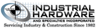Industrial Hardware and Specialties, Inc. is a full Service Distributor and Manufacturer of Standard, Modified and Custom Hardware servicing Construction, Industrial and Maintenance facilities, Government and Original Equipment Manufacturers (OEM) worldwide.