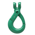 Clevis Self Locking Hooks