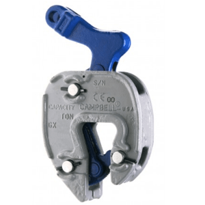 GX Plate Clamp with Chain Connector