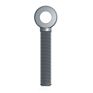 Rod End Bolts Machined Corrosion-Resistant