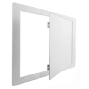 Plastic Hinged (Removable) Access Doors