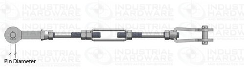 Tie Rod Assembly Clevis Pin Diameter